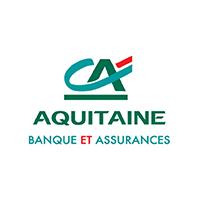 Logo Crédit Agricole Aquitaine