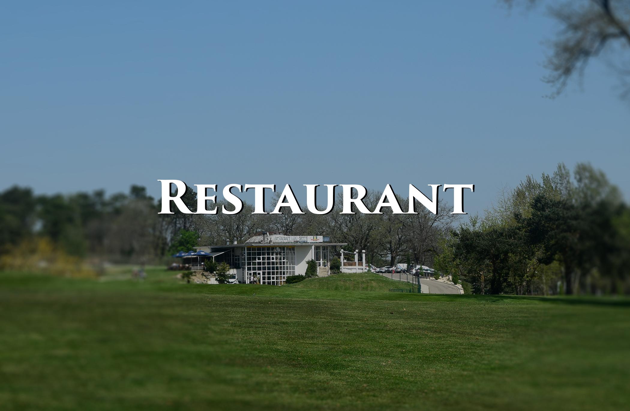 Découvrez Lou Green, le restaurant du Golf de Casteljaloux